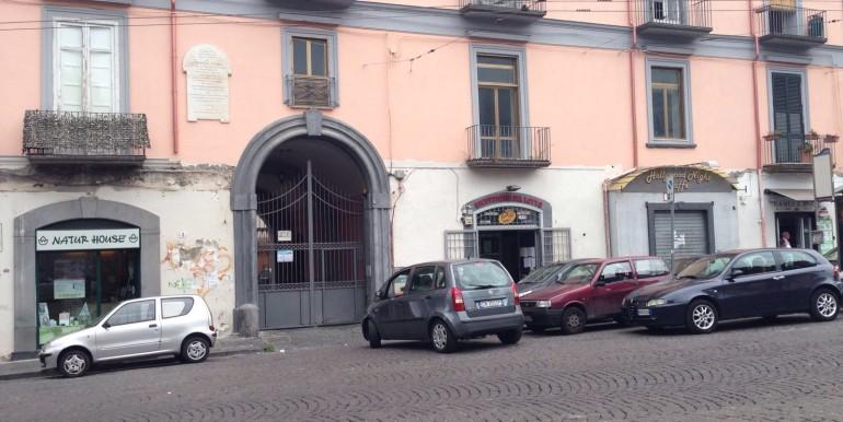 Vendesi Appartamento Piazza San Ciro Portici (NA)