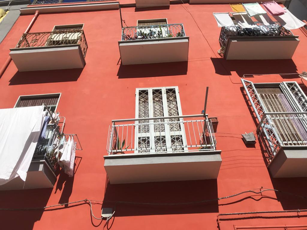 Vendesi Appartamento Via Prima Immacolata Portici Na